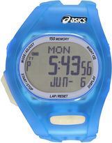 Asics Ar08 Night Run Unisex Blue Strap Watch-Cqar0806y