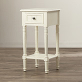 Andover Mills Everly 1 Drawer End Table