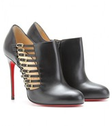 Christian Louboutin SAFETY 100 ANKLE BOOTS