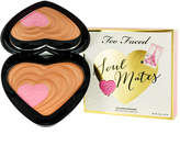 Too Faced 0.6Oz Ross & Rachel Soul Mates Blushing Bronzer