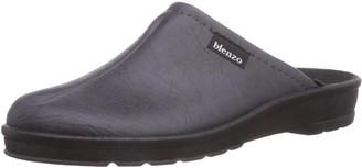 Gevavi Womens 8166 Damenpantoffeln ANTRAC. Unlined Slippers Black Size: 6.5