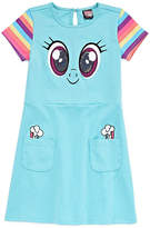 My Little Pony Short Sleeve Cap Sleeve A-Line Dress - Preschool Girls