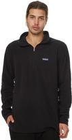 Patagonia Micro D Mens Pullover Black
