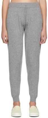 MAX MARA LEISURE Grey Pinco Lounge Pants