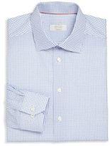 Eton Printed Regular-Fit Dress Shirt