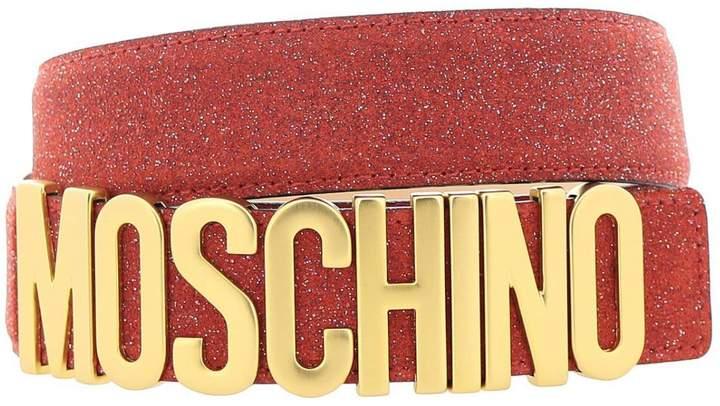 d4e2b42733f Moschino Belts For Women - ShopStyle UK