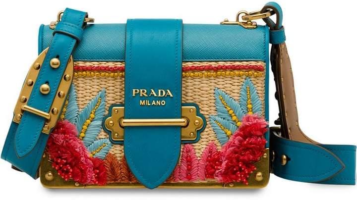 54dcb1ce627a Prada Cahier Bag - ShopStyle