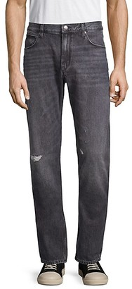 HUGO Slim-Fit Distressed Jeans