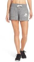 Nike Women's 'Gym' Cotton Blend Shorts