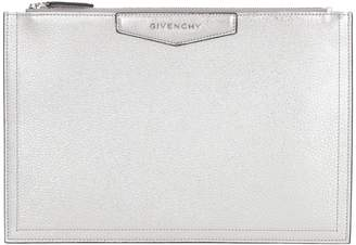 Givenchy Antigona Leather Flat Pouch