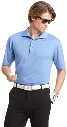 Izod Men's Solid Performance Golf Polo
