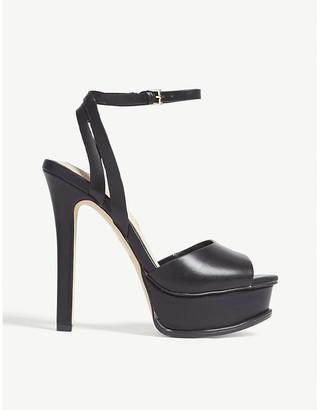 Aldo Eowelassa high ankle strap sandals