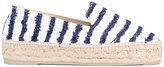 Manebi Paris espadrilles - women - Cotton/Leather/rubber - 35
