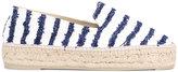 Manebi Paris espadrilles - women - Cotton/Leather/rubber - 36
