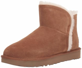 UGG Women's Classic Mini Fluff HIGH-Low Fashion Boot