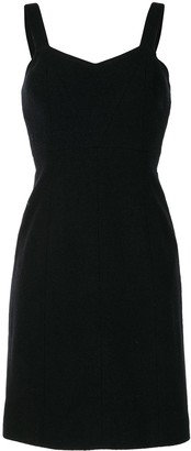 Chanel Pre Owned 1997 Sleeveless Dress