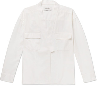 Ambush Cotton-Twill Shirt