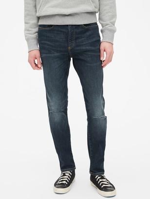 Gap Wearlight Destructed Skinny Jeans with GapFlex