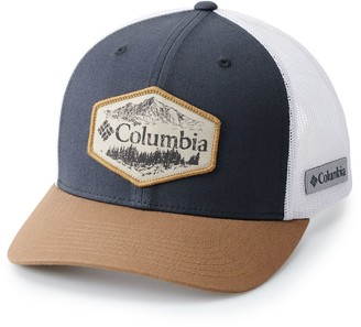 Columbia Mesh Snapback Cap