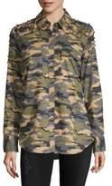 True Religion Long-Sleeve Utility Shirt