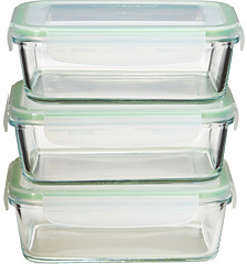 Artland Snap & Seal Rectangular Storage Stacked Set