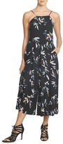1 STATE 1.STATE Floral Wide Leg Jumpsuit