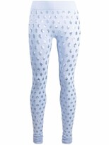 Thumbnail for your product : MAISIE WILEN Cut Out-Detail Leggings