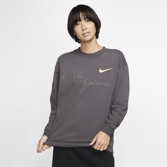 Nike Women's Long-Sleeve T-Shirt Sportswear Maria Sharapova x La Cortez
