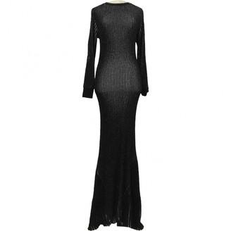 Loewe Black Synthetic Dresses