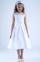 Us Angels Girl's Lace Detail Dress