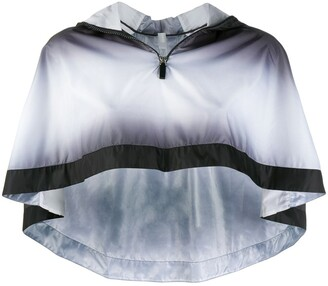 NO KA 'OI Feel cropped cape