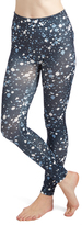 Black Splatter Leggings