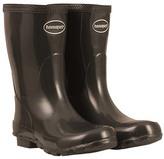 Havaianas Gray Helios Mid Rain Boot - Women