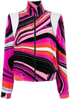 Emilio Pucci zipper jacket