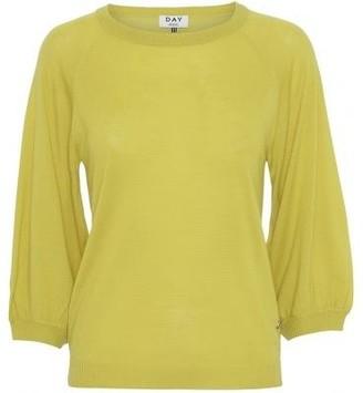 DAY Birger et Mikkelsen Whitney Jumper Sweet Lime - Yellow / S