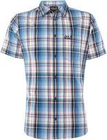 Jack Wolfskin Hot Chilli Short Sleeve Check Shirt