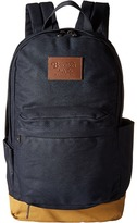 Brixton Basin Waxed Backpack