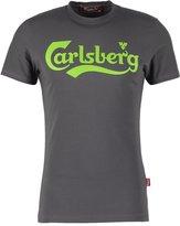 Carlsberg Print Tshirt Grey
