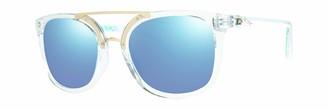 Lilly Pulitzer Women's Emilia Rectangle Double Bar Sunglasses