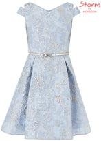 Monsoon Trinity Jacquard Dress