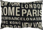 B. Smith Park ''City Travels'' Throw Pillow