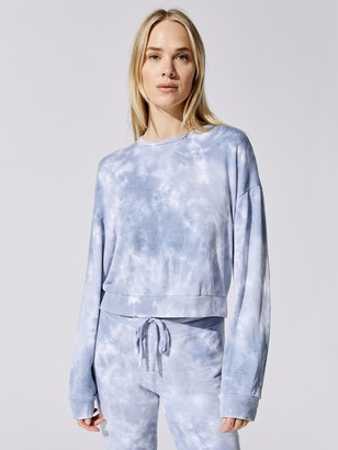 Beyond Yoga Garment Dye Day To Day Pullover