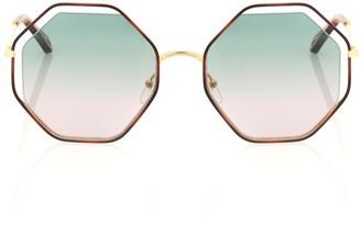 Chloã© Poppy sunglasses