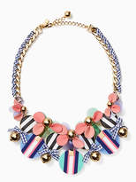 Kate Spade Set sail statement necklace