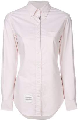 Thom Browne classic button-down collar shirt