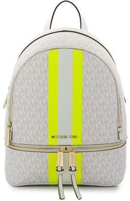 MICHAEL Michael Kors bold stripe backpack