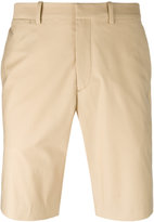 Theory chino shorts - men - Cotton/Spandex/Elastane - 34