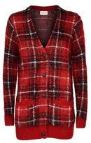 Denim & Supply Ralph Lauren Plaid Boyfriend Cardigan