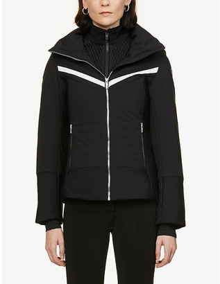 Fusalp Lupita funnel-neck shell jacket