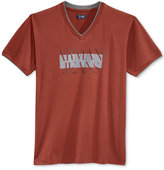 Armani Jeans Men's Graphic-Print Logo T-Shirt